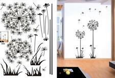 Home Decor Vinyl DIY Art Fly Dandelion Mural Removable Decal Room Wall Sticker