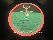 The Basement Boys - Love Don't Live Here No More,Jump Street Record LP (VG) 12""