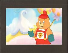 Care Bears Champ Bear Production Cel American Greetings Nelvana Animation 2*