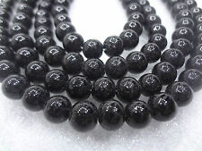 Black Tourmaline Mala 108+1 rosary 8mm AAAAA+++++