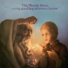 The Moody Blues Every Good Boy Deserves Favour CD+Bonus Tracks NEW SEALED 2008