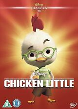 CHICKEN LITTLE - DISNEY - LIMITED EDITION O RING WITH DVD - NEW / SEALED