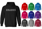 Mens DILLIGAF Does It Look Like I Give A F**k Funny Pullover Hoodie NEW XS-XXL