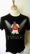 Arsenal FC (Thierry Henry Legend) Official AFC Football Shirt (Adult Small)