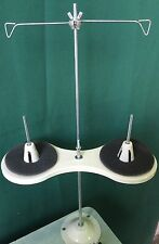 Sewing Machine 2 Pan Cotton Stand Holds 2 Reels 3 Screws Accessories Part New