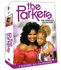 The Parkers DVD Set Complete All Collection Series TV Show Season Episode Comedy