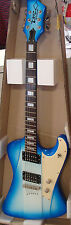 DBZ Hailfire ST Electric Guitar with Blue Burst Finish