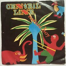"""Central Line - Nature Boy - Mercury Records 7"""" Picture Sleeve Single MER 131"""