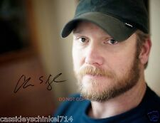 "Chris Kyle US Navy Seal American Sniper Movie Reprint Signed 8x10"" Photo #2 RP"