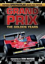 Grand Prix - The Golden Years (DVD, 2009)