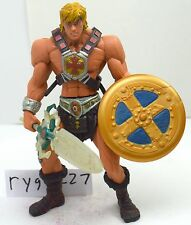 MOTU, He-Man, 200x, figure, Masters of the Universe, shield, sword