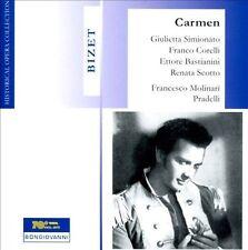 Carmen, New Music