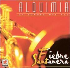 Fiebre Santanera * by Alquimia la Sonora del XXI Leyenda (CD, Apr-2003, Balbo...