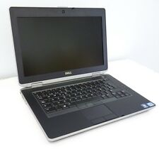 NOTEBOOK PC PORTATILE DELL LATITUDE E6420 I5 2.5GHZ HDD320GB RAM 8GB WIN 7