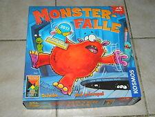 Monsterfalle - Kosmos Kinderspiel des Jahres 2001 - Deutscher Spielepreis 2011