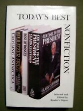 Reader's Digest Today's Best Nonfiction - Crossing Antartica, Pulitzer Prize....
