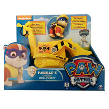 Paw Patrol Vehicle - Rubble's Diggin' Bulldozer - *BRAND NEW*