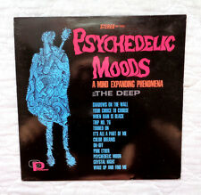 Radioactive Records The Deep Psychedelic Moods Lp, RARE, #0560 OF 1,000 PRESSED!