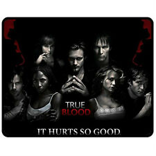 "True Blood Poster Medium Fleece Blanket (50"" x 60"")-NEW"
