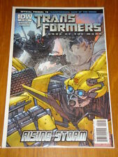 TRANSFORMERS DARK OF THE MOON RISING STORM #2 VARIANT RI COVER IDW PREQUEL