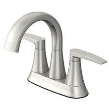 JACUZZI Lyndsay 2-Handle 4-in Centerset WaterSense Bathroom Sink Faucet