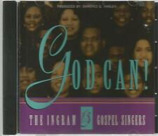 INGRAM GOSPEL SINGERS God Can 1996 CD 11 tracks STAR SONG  ANELA SPIVEY