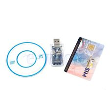 USB 16 in 1 Super SIM Card Reader Writer Cloner Edit Copy Backup GSM CDMA Kit DT