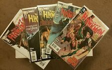 The Savage Hawkman New 52 comic lot issues 1-8
