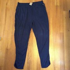 NWT American Eagle Outfitters Dark CHarcoal Gray  Womens Joggers Silk-feel S