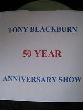 Tony Blackburn CD His BBC 50 Years Anniversary Show + Pirate Radio