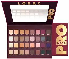 LORAC MEGA PRO PALETTE 32 Eye Shadows Brand New In Box Free First Class Postage