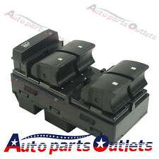 New Door Power Window Switch Front Left For Traverse Hhr Silverado 1500 20945129