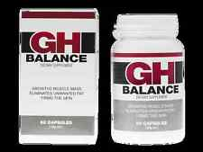 BALANCE GH Growth hormone male 60 NATURAL CAPSULES