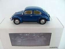 Märklin 1:32 - VW Käfer königsblau - Neu & OVP