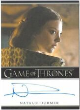 Natalie Dormer ++ Autogramm ++ Game of Thrones ++ The Tudors ++ Rush