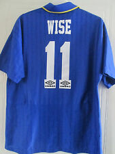 Chelsea 1996-1997 Wise 11 Home Football Shirt Size Extra Large /39427
