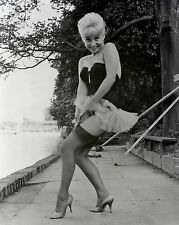 """Barbara Windsor Carry On Films 10"""" x 8"""" Photograph no 17"""