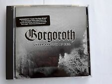 GORGOROTH - UNDER THE SIGN OF HELL CENTURY BLACK CD 1999 BRAND NEW