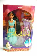 Mattel Disney Aladdin Jasmine Doll Fashion Doll 1992