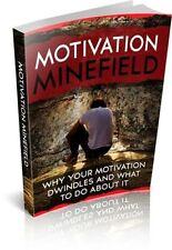 Motivation Minefield PDF Ebook MRR plus Bonus