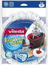 Vileda Easy Wring and Clean Microfibre Mop Refill Head,FAST DELIVERY