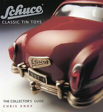 German Schuco Classic Tin Toys - Cars Boats Airplanes Motorcycles / Book +Values