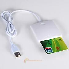 480 Mbps USB Contact Smart Chip Card IC Cards Reader Writer With SIM Slot K2