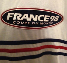 Rare France 98 Promo Soccer Jersey Men's XL World Cup 1998