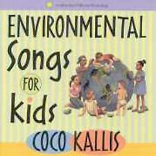 Kallis, Coco: Enviromental Songs for Kids  Audio Cassette