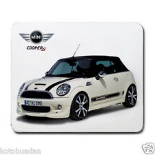 New* HOT Amazing MINI COOPER CAR Mouse Pad Mat RARE