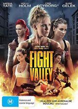 Fight Valley (DVD, 2016) (Region 4) Aussie Release