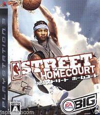 Used PS3 NBA Street Homecourt PLAYSTATION 3 SONY JAPAN JAPANESE IMPORT