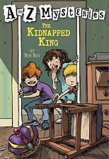 The Kidnapped King A to Z Mysteries