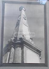 PUGLIA_BITONTO_MONUMENTI_OBELISCO CAROLINO_PANNELLO CON DUE VEDUTE FOTOGRAFICHE